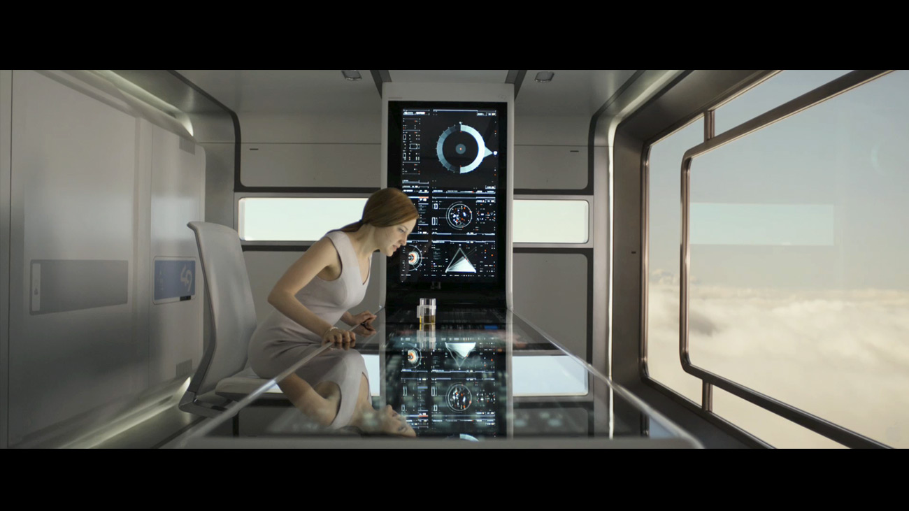 Andrea riseborough oblivion - 3 part 4